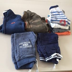 Set for boy 2-3 years old